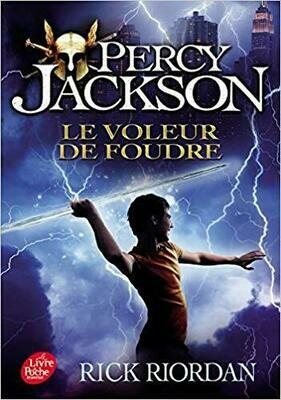 Percy Jackson: Le voleur de foudre - Rick Riordan