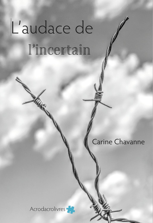 L'audace de l'incertain - Carine Chavanne