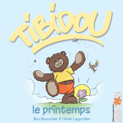 Jeunesse : Tibidou - Le printemps - Bou Bounoider