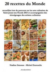 Cuisine : 20 recettes du monde