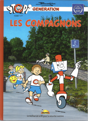 Stopi Tome 1 Les compagnons