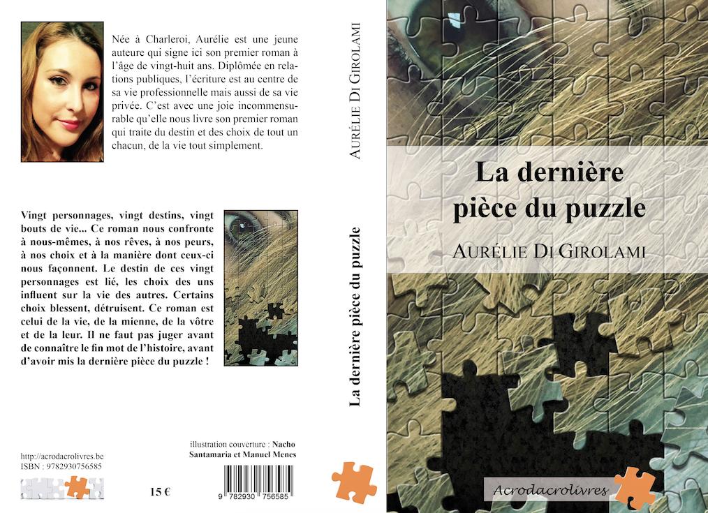 La dernière pièce du puzzle - Aurélie Di Girolami