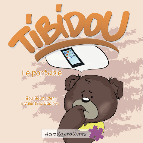 Tibidou Le Portable - Bounoider/Udalova