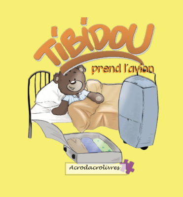 Tibidou prend l'Avion - Bounoider/Udalova