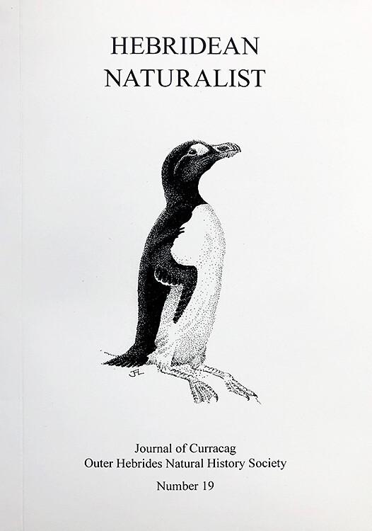 Hebridean Naturalist No. 19