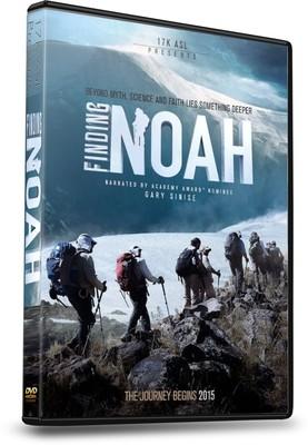 Autographed FINDING NOAH DVD