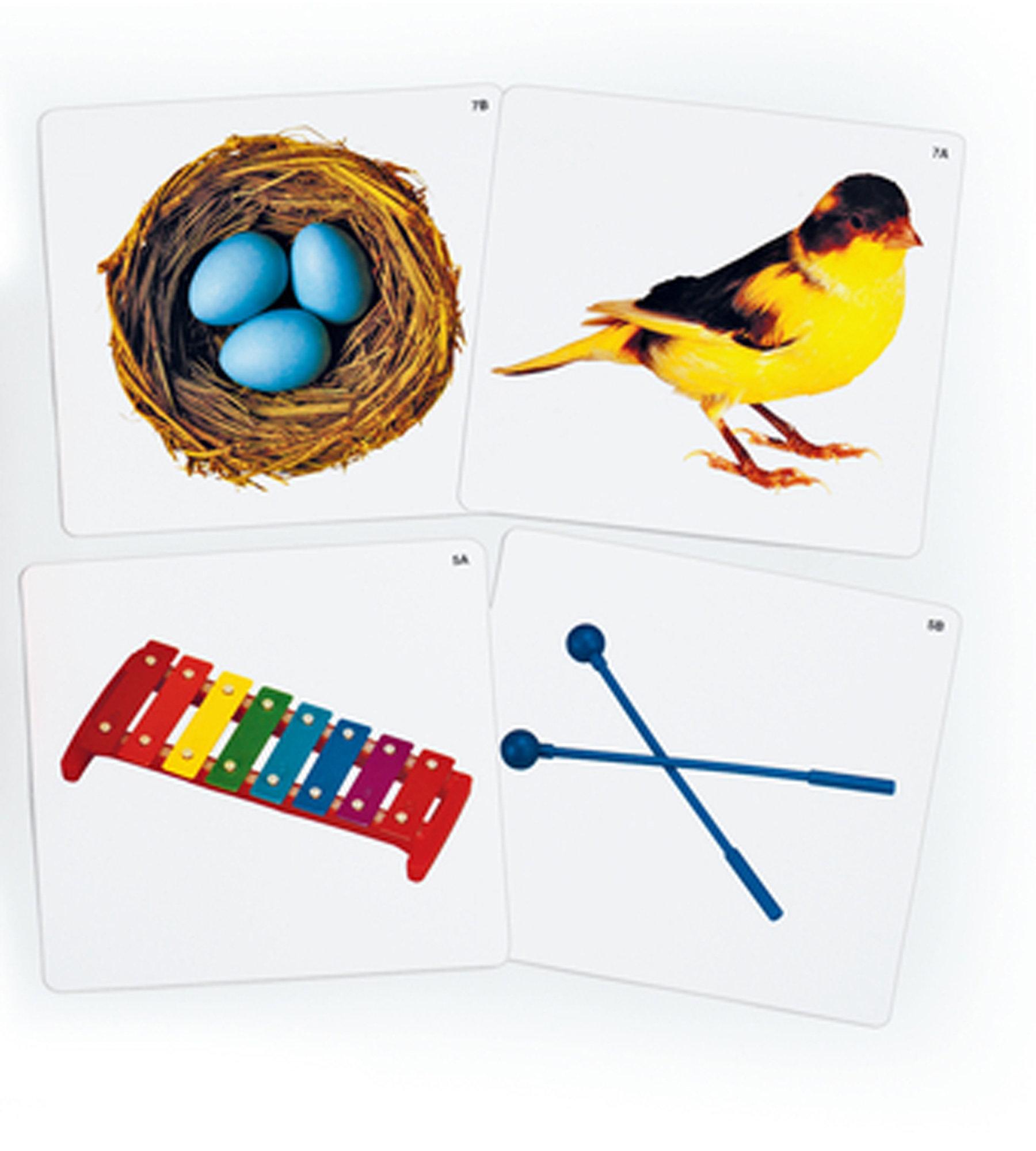 """Карточки для развития речи """"Найди пару"""""""