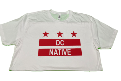 DC Natives Wht/Red