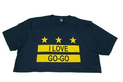I Love GoGo Blk/Yellow