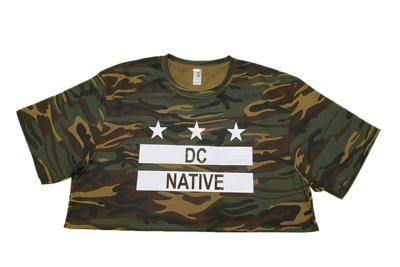 DC Native Camo