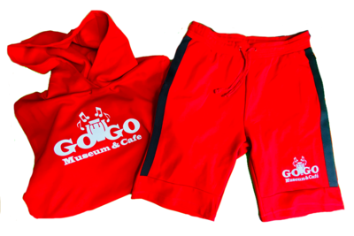 Gogo Museum 2pc Red