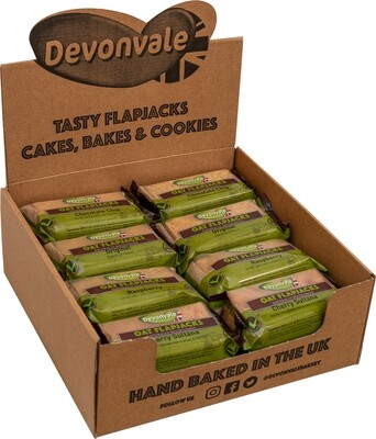 Devonvale Oat Mixed Untopped Flapjacks