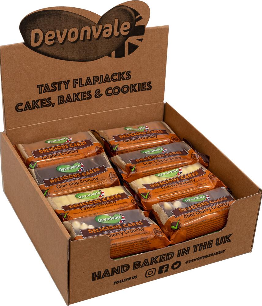 Devonvale Delicious Cakes Mixed Crunchy Cakes