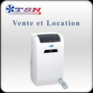 Climatiseur mobile monobloc SKM 340