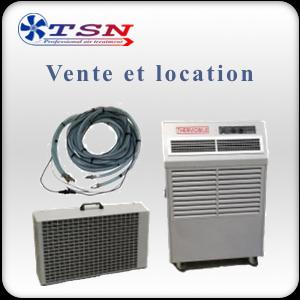 Location et vente Climatiseur professionnel Split Coolmobile 220