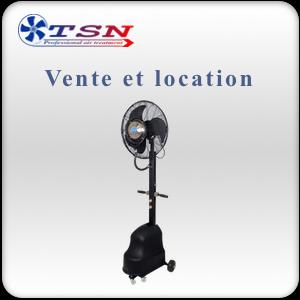 Brumisateur ventilateur mobile BRT30