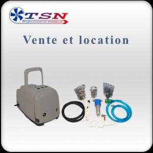 brumisation haute pression Kit pompe  domestique
