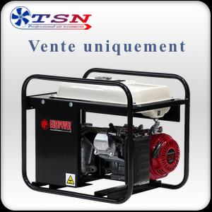Groupe électrogène moteur Honda Essence semi-insonorisé 3 KVA 230V