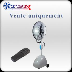 Brumisateur ventilateur mobile BRT40