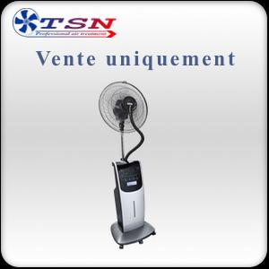 Brumisateur ventilateur mobile d'intérieur BRT135