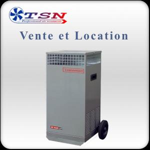 Location et vente Chauffage  électrique Proheat18 380/3 18KW avec thermostat