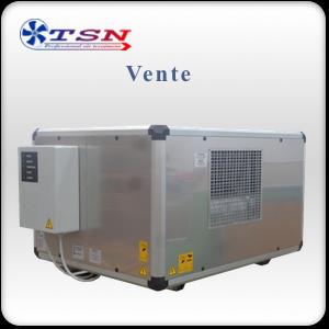 Déshumidificateur Teddington industriel CS130 max. 126L/24h - 1800 m3/h