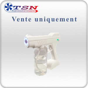 Nébuliseur atomiseur Gun