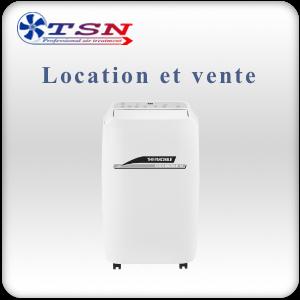 Climatiseur Coolmobile 12 domestique monobloc Réversible chaud/froid