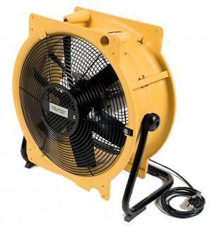 Ventilateur de brassage et extracteur TTV7000
