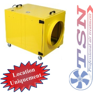 Caisson filtrant purificateur CFS100 et CFS100HEPA