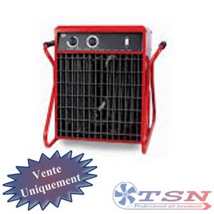 Aérotherme électrique BX20 380/3 20 KW avec thermostat
