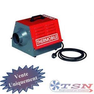 Canon électrique VTB3000 220/1 3KW avec thermostat