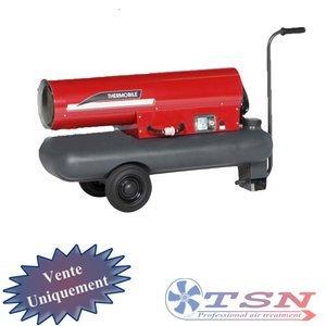 Canons à chaleur au mazout THERMOBILE TA30 sans cheminée