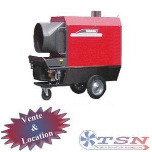 Générateur air chaud au mazout THERMOBILE IMA111 axial 220/1