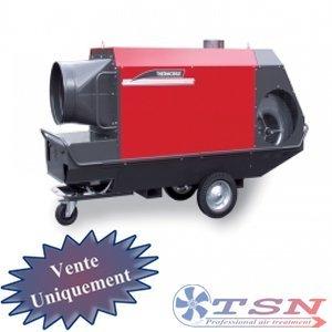 Générateur air chaud au mazout THERMOBILE IMA150 Radial Haute pression 380/3
