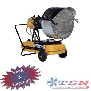 Générateur radian mazout infrarouge VAL6