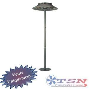 Radian électrique type lampadaire TERM TOWER
