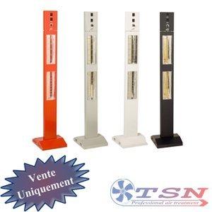 Radian électrique type SMART TOWER BLUETOOTH