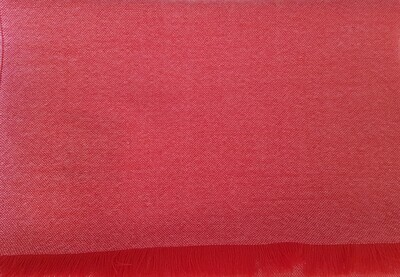 Scarf - Red/Hot Pink alpaca/silk