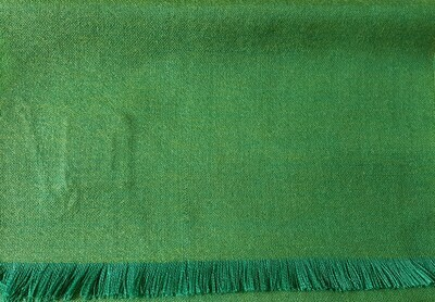 Scarf - Green/Lime alpaca/silk