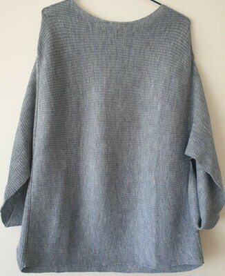 Vest - Smoky Blue - Large/X-Large