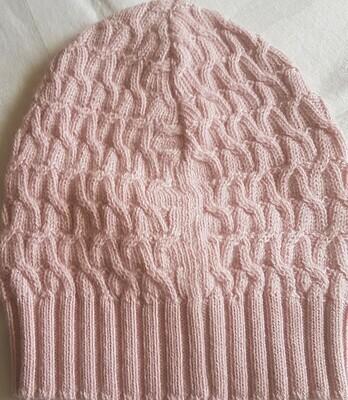 Beanie - Baby Pink