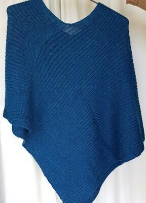 Vest - Teal Blue - One Size