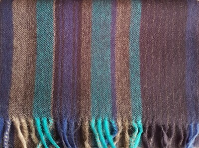 Scarf - Blue Mix