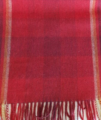 Scarf - Red Stripe