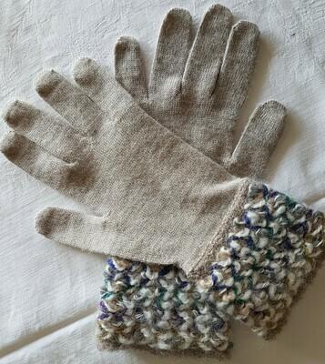 Gloves - Brown Mix - Medium
