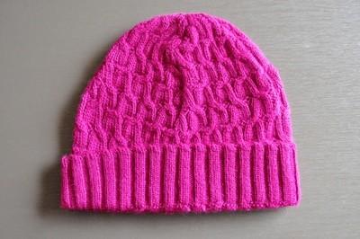 Beanie - Winter Pink