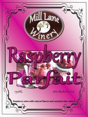 Raspberry Parfait