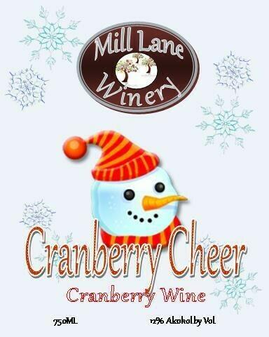 Cranberry Cheer