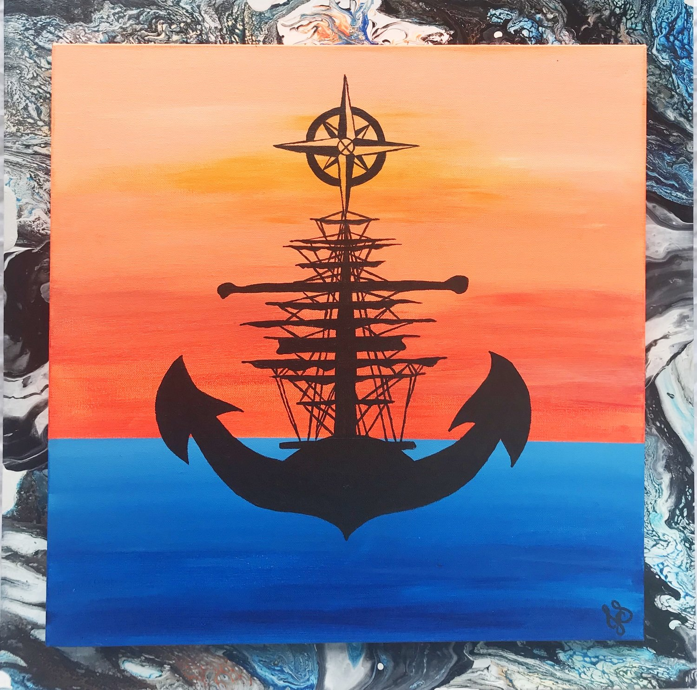 Anchorship (Print)